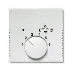 Накладка на термостат ABB, белый, 1710-0-3569