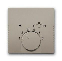 Накладка на термостат ABB BASIC55, шампань, 1710-0-3931
