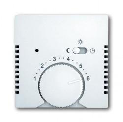 Накладка на термостат ABB BASIC55, альпийский белый, 1710-0-3867