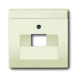 Накладка на розетку информационную ABB AXCENT, chalet-white, 1710-0-3986