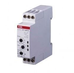 Реле времени CT-MFD.21 модульное многофункц. (7 функций) 12-240В AC/DC (7временных диапазонов 0,05с.