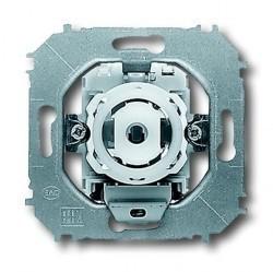 Механизм переключателя 1-клавишного ABB IMPULS, с подсветкой, скрытый монтаж, 1022-0-0623