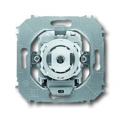 Механизм переключателя 1-клавишного перекрестного ABB IMPULS, с подсветкой, скрытый монтаж, 1012-0-1630