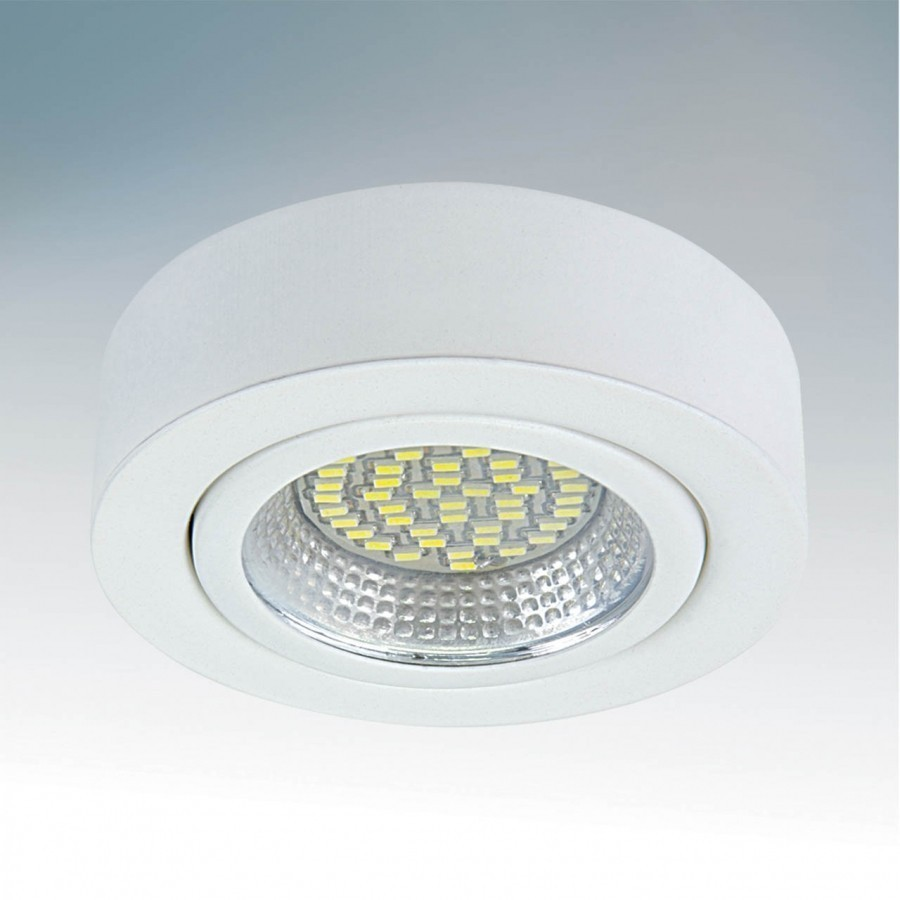 Lightstar Светильник MOBILED LED 3.5W 270LM 90G БЕЛЫЙ  3000K, 003130