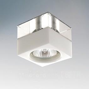 Светильник встраиваемый 004146 G9 Meta Qube Cr-Bianco Lightstar