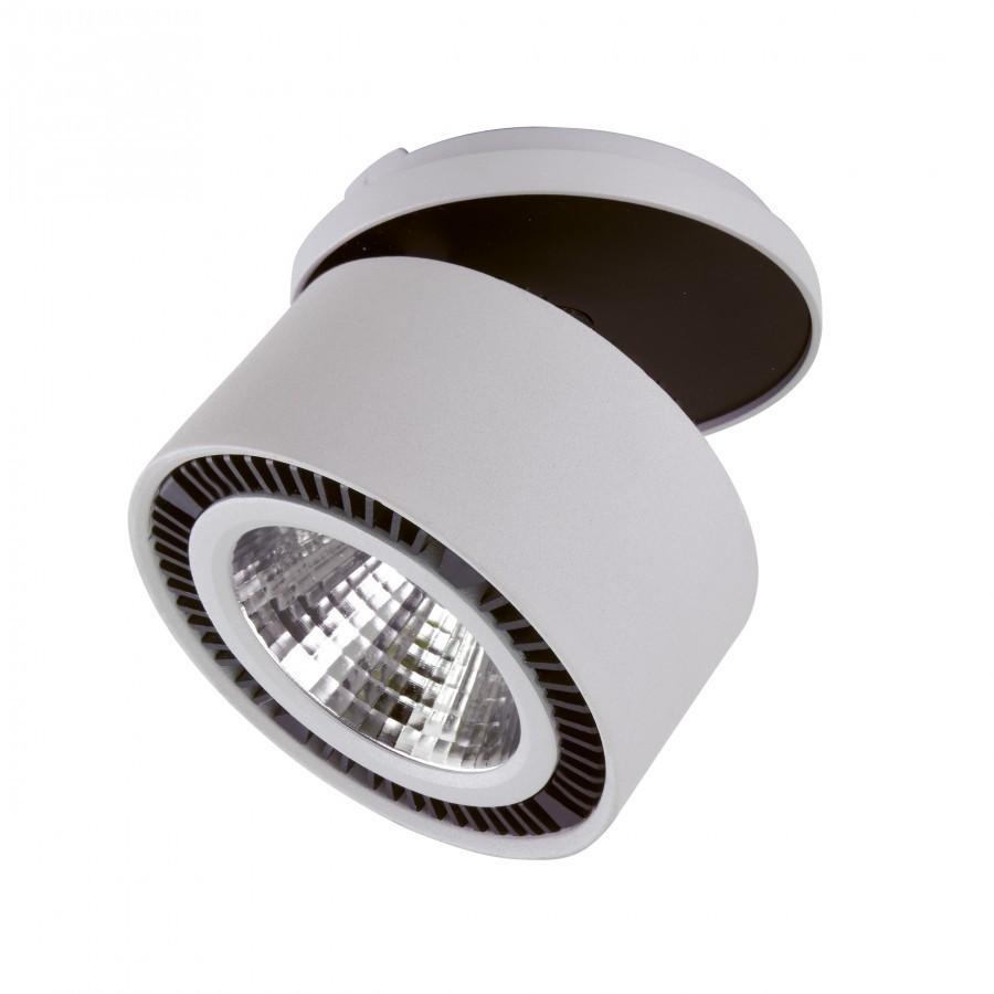 213849 Светильник  FORTE INCA LED 40W 3400LM 30G СЕРЫЙ 3000K, шт, 213849