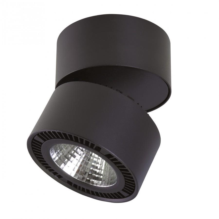 214857 Светильник  FORTE MURO LED 40W 3400LM 30G ЧЕРНЫЙ 4000K, шт, 214857
