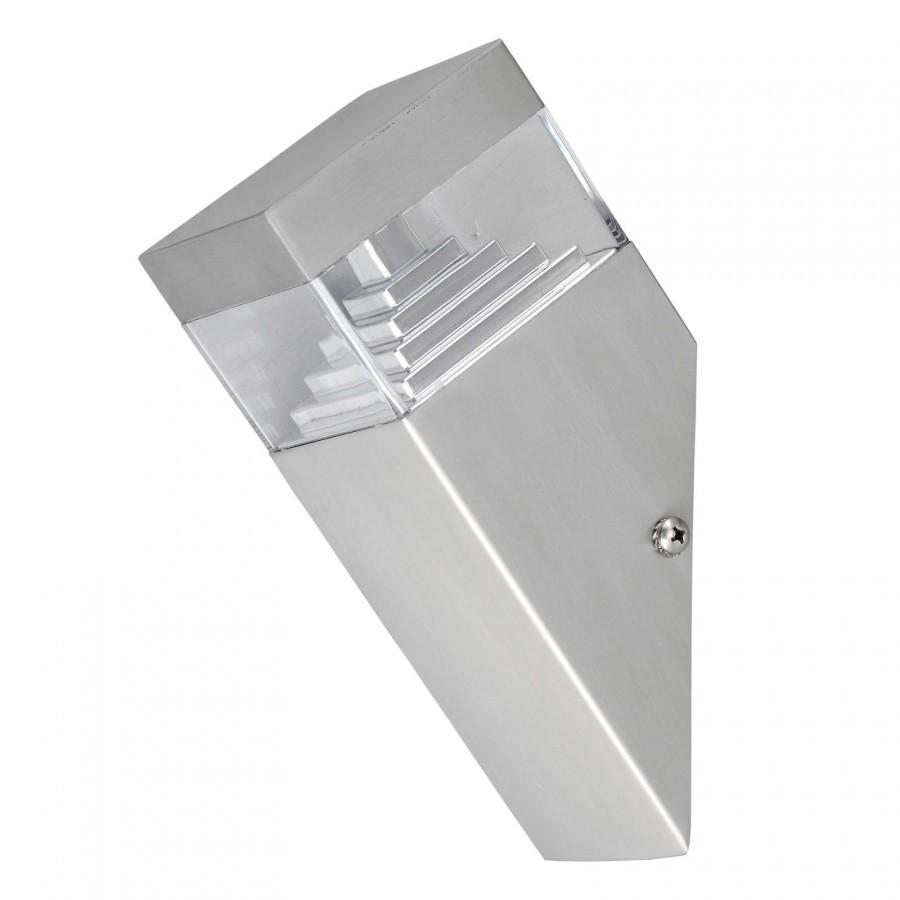 377605 (IVY-859WU) Светильник RAGGIO LED 6W 300LM АЛЮМИНИЙ 4000K IP55, шт, 377605