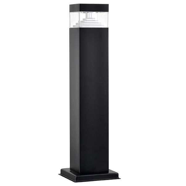 377907 (IVY-858PSH0.45) Светильник RAGGIO LED 6W 300LM ЧЕРНЫЙ 4000K IP55, шт, 377907