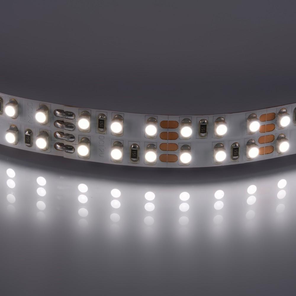 Lightstar Лента 3528LED 12V 19.2W/m 240LED/m 3-4lm/LED IP20 4200K-4500K 100m/box НЕЙТРАЛЬНЫЙ БЕЛЫЙ СВЕТ, 400024
