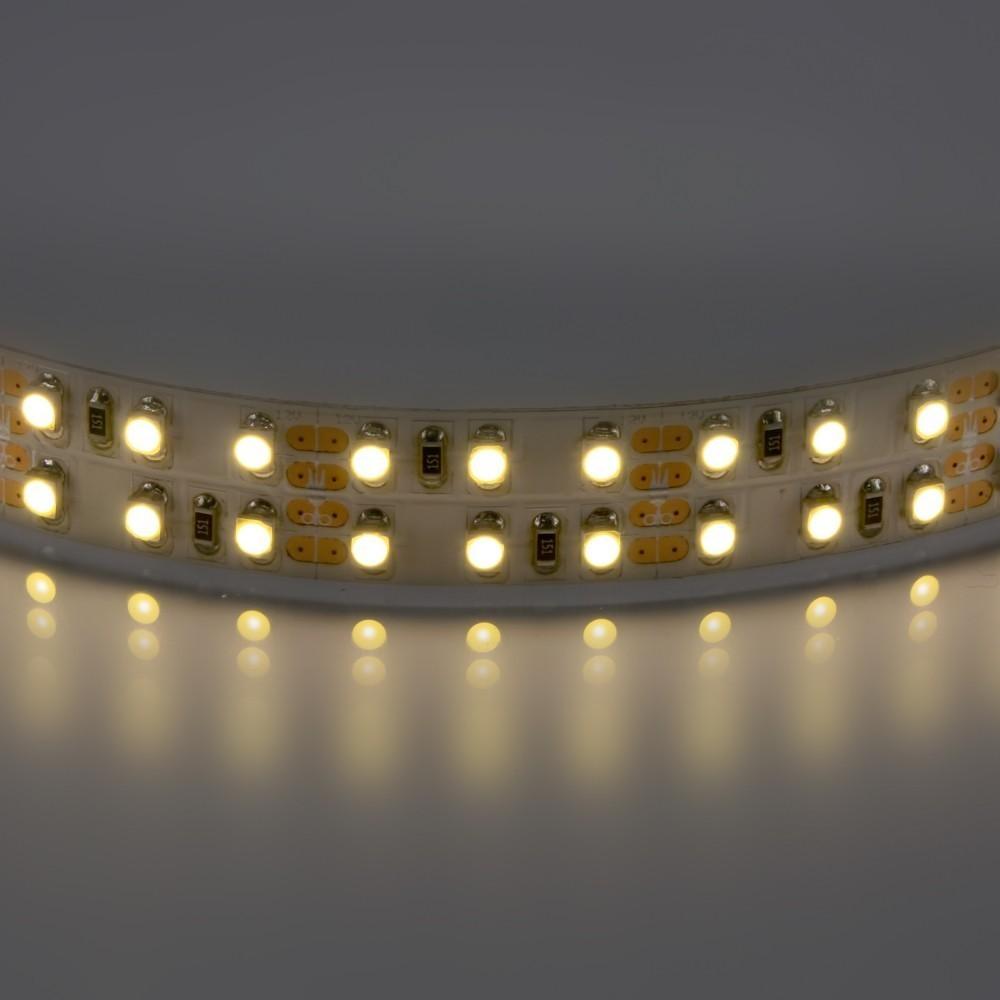 Lightstar Лента 3528LED 12V 19.2W/m 240LED/m 3-4lm/LED IP20 2700K-3000K 100m/box НЕЙТРАЛЬНЫЙ БЕЛЫЙ СВЕТ, 400022