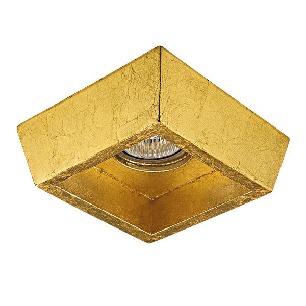 Lightstar 041022 Светильник EXTRA QUA ORO MR16/HP16 ЗОЛОТО,