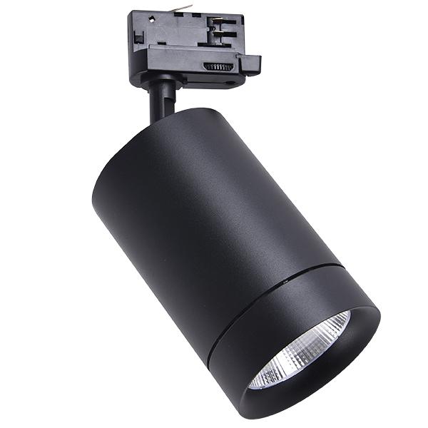 Трековый светодиодный светильник Lightstar Canno 303574