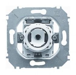 Механизм выключателя 1-клавишного кнопочного ABB IMPULS, скрытый монтаж, 1413-0-0897