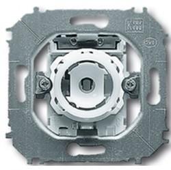 Механизм выключателя 1-клавишного кнопочного ABB IMPULS, скрытый монтаж, 1413-0-0871