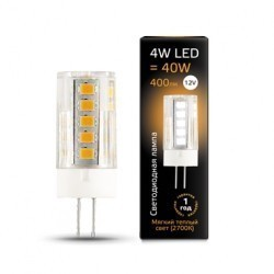 Лампа Gauss LED G4 12V 207307104