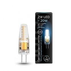 Лампа Gauss LED G4 207707202