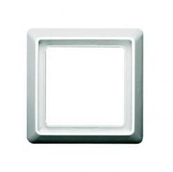 Рамка 1 пост ABB ALLWETTER, альпийский белый, 1730-0-0281
