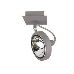 Lightstar Светильник VARIETA 9 G9 СЕРЫЙ (в комплекте)