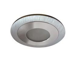 Lightstar Светильник LEDDY CYL LED 3W 240LM АЛЮМИНИЙ 4000K в стену в подрозетник с трансф, 212171