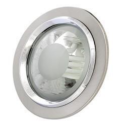 Lightstar  Светильник PENTO 2XE27 max 15WХ2=150W КРУГЛ НИКЕЛЬ upak=20, 213115