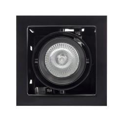 Lightstar Светильник CARDANO 16Х1 MR16/HP16 ЧЕРНЫЙ, 214018