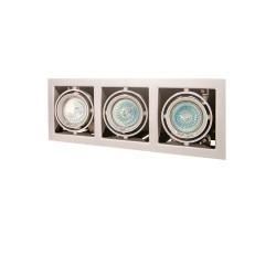 Lightstar Светильник CARDANO  16Х3 MR16/HP16 ТИТАН, 214037