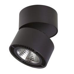 Lightstar Светильник  FORTE MURO LED 15W 1240LM 30G ЧЕРНЫЙ 4000K, 214817