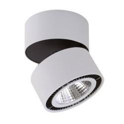 Lightstar Светильник  FORTE MURO LED 15W 1240LM 30G СЕРЫЙ  4000K, 214819