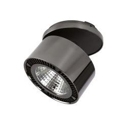 Lightstar Светильник  FORTE INCA LED 26W 1950LM 30G ЧЕРНЫЙ ХРОМ 4000K, 214828