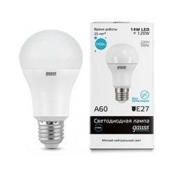 Лампа Gauss Elementary LED 23224
