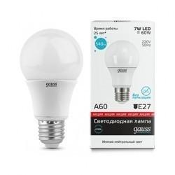 Лампа Gauss Elementary LED 23227А