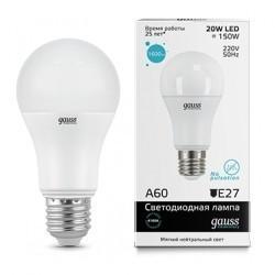 Лампа Gauss Elementary LED 23229