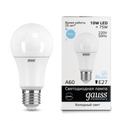 Gauss LED Elementary A60 23230