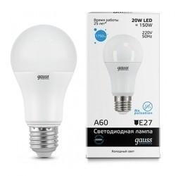 Gauss LED Elementary LED A60 23239