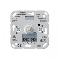 Механизм поворотного светорегулятора Jung Коллекции JUNG,Вт, 240DPE