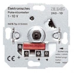 Механизм поворотного светорегулятора Jung Коллекции JUNG,Вт, 240-10
