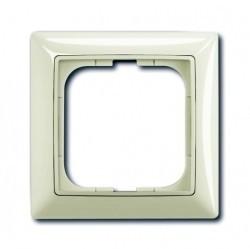 Рамка 1 пост ABB BASIC55, maison-beige, 1725-0-1526