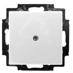 Заглушка ABB BASIC55, альпийский белый, 1715-0-0312