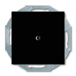 Заглушка ABB BASIC55, château-black, 1715-0-0315