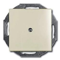 Заглушка ABB BASIC55, chalet-white, 1715-0-0316