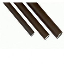 30020222Garby Труба для наружной установки 20 мм., состаренный металл 3м (упак. 4 шт)