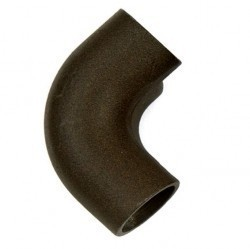 30116222Garby Уголок для труб d-16 мм, состаренный металл