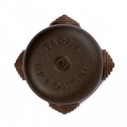 30399222Garby/Dimbler Распред.коробка 72mm, состаренный металл