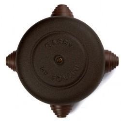 30401222Garby/Dimbler Распред.коробка 116mm, состаренный металл