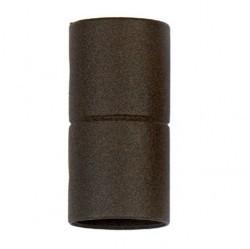 30525222Garby/Dimbler Муфта д/труб, д.25 мм., состаренный металл 1 шт.(5 шт)