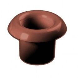 30938032Garby Пробка для стены, пластик коричневый (в упак 2шт)
