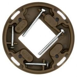 30952022Garby Адаптер для труб, коричневый
