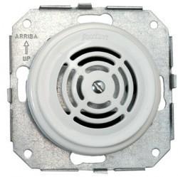 31390052 GARBY C. Зуммер 220 В дб, белый
