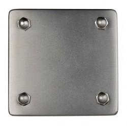 37400512F-37 Распределительная коробка 86x86x40мм, никель